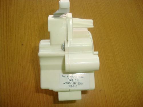 motor drain o drive para lavadora lg. 3 pines