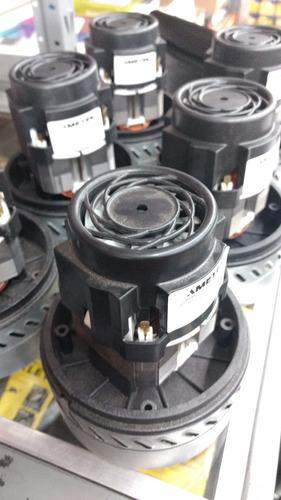 motor dupla turbina extratora wap 110v ou 220v ametek