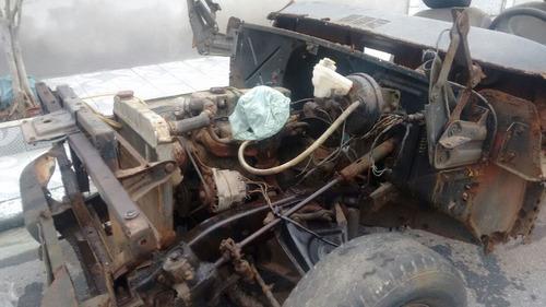 motor e cambio de opala 4cc completo só 1.990