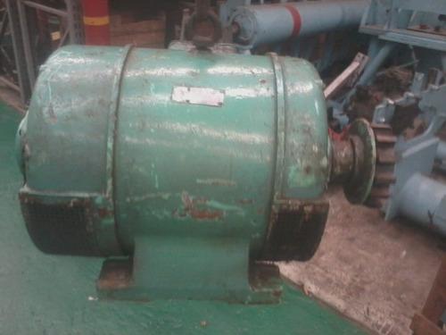 motor elec. 39,7 kw  54 cv electromac lisencia siemens arg.