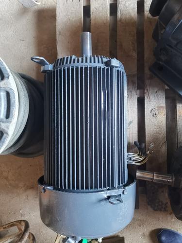 motor eléctrico 20 hp. 2 polos