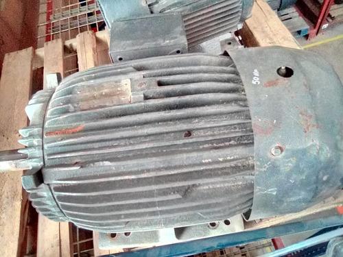 motor eléctrico 50 hp motor cerrado