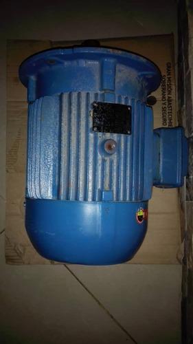 motor electrico 7.5 hp trifasico 1800 rpm