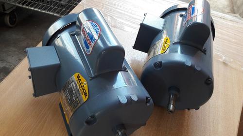 motor electrico baldor 1hp maquina tensar mallas serigrafia