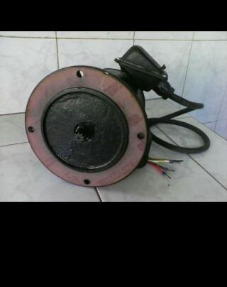 motor eléctrico de 9 hp 1720 rpm súper eléctrico