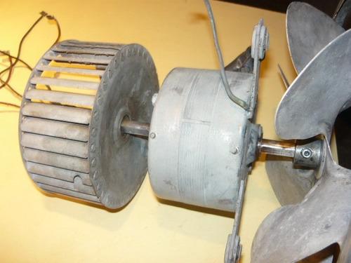 motor electrico doble eje 120 voltios.