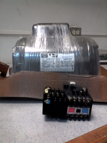 motor eléctrico nema 56c