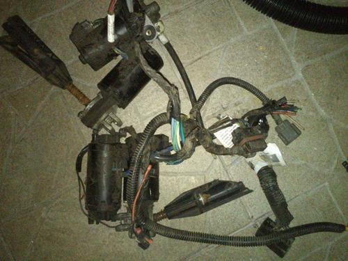motor electrico para los asientos delanteros de trial blazer