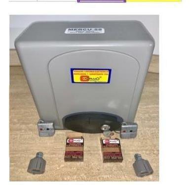 motor eléctrico para portones de garajes