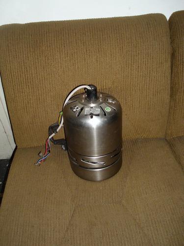 motor electrico para ventilador de techo de seis aspas