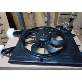 Motor Electro Ventilador Gol G5 Con Embudo