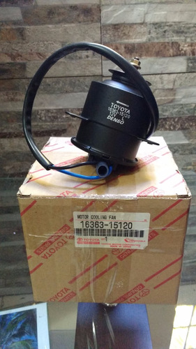 motor electroventilador corolla original sincronico 97-02
