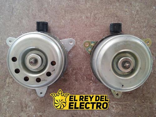 motor electroventilador nissan xtrail, sentra, 350z, altima
