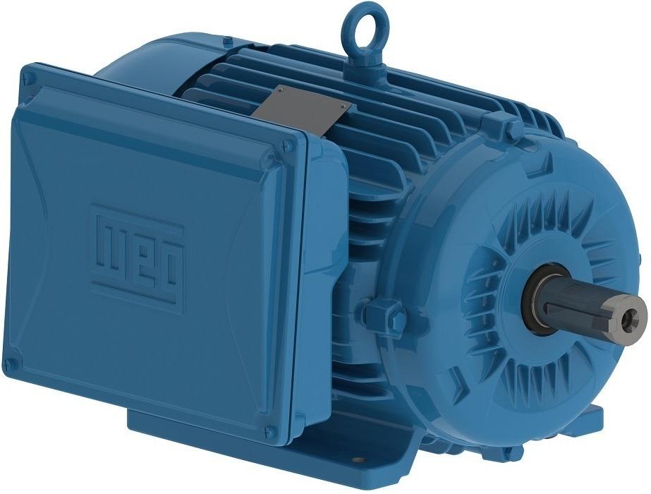 17858be257c Motor Elétrico Monofásico 220 440v Weg 15 Cv Alta Rotação - R  5.929 ...