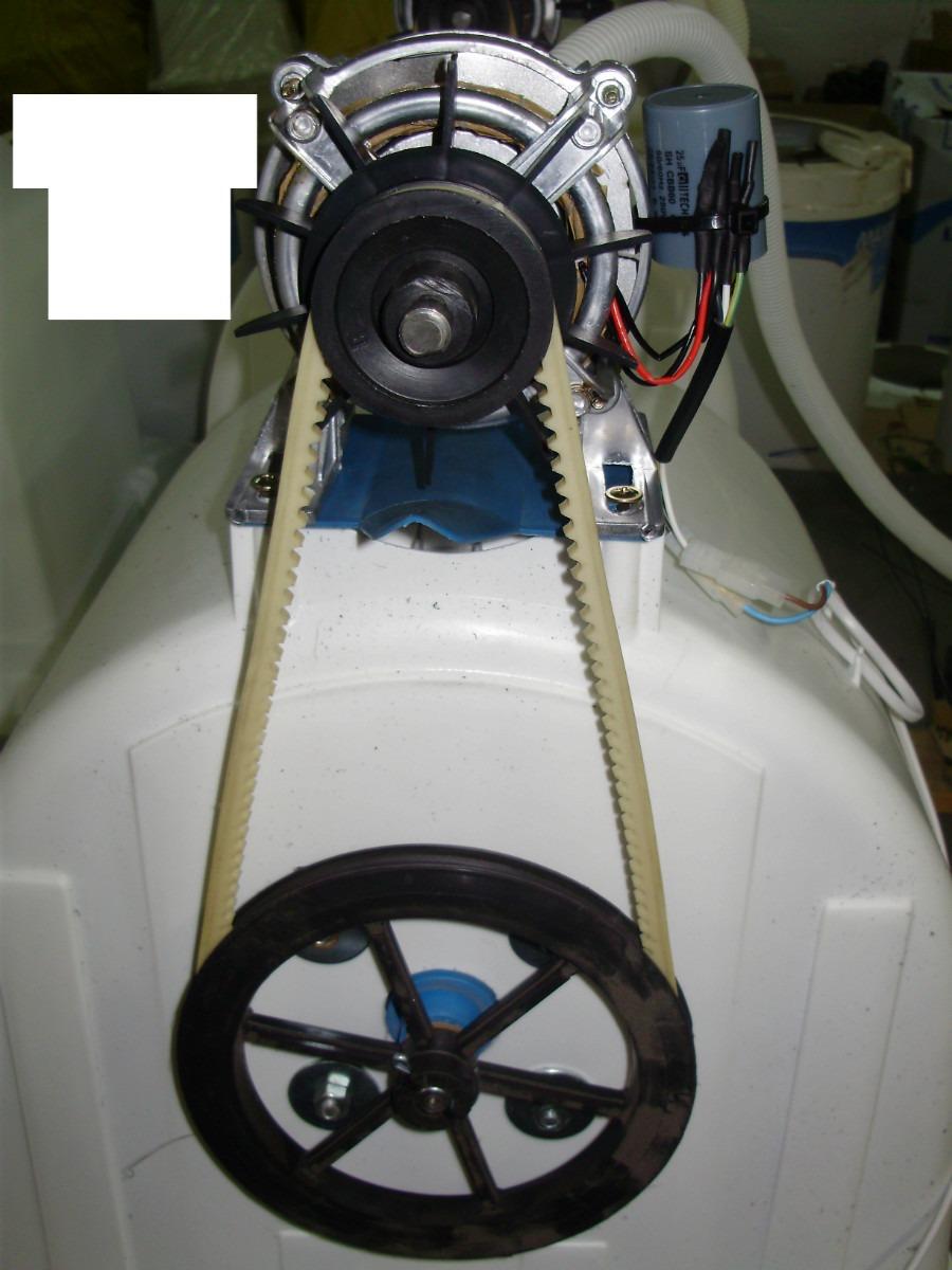 motor el u00e9trico p   tanquinhos c  polia  novo mod 1  4hp