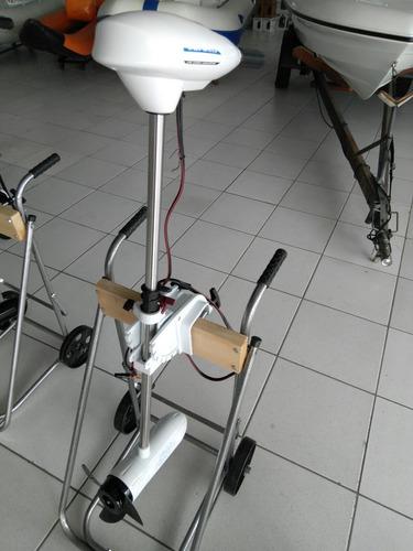 motor elétrico phantom 44 libras