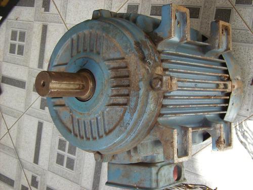 motor elétrico trifásico 4cv weg 850 rpm  novo