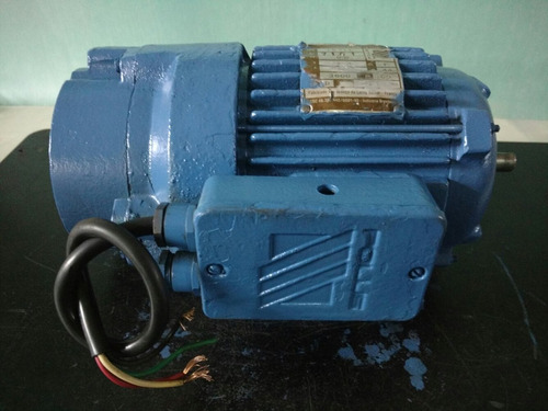 motor elétrico trifásico leroy somer 0,6cv 3600rpm 220v