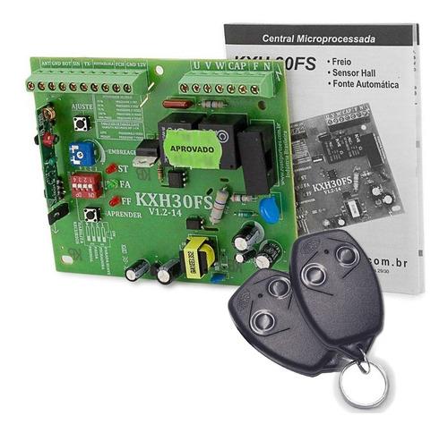 motor eletrônico para portão