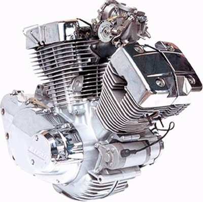 motor en v de loncin vmax 250 con papeles atrasados 2013