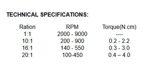 motor endo t fine 2 reciprocation auto reverse reciprocacion