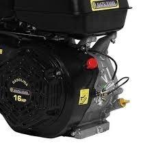 motor estacionário 16 hp gasolina matsuyama pe