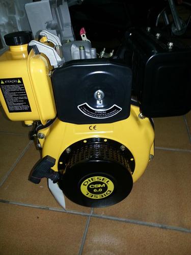 motor estacionario diesel 6hp csm