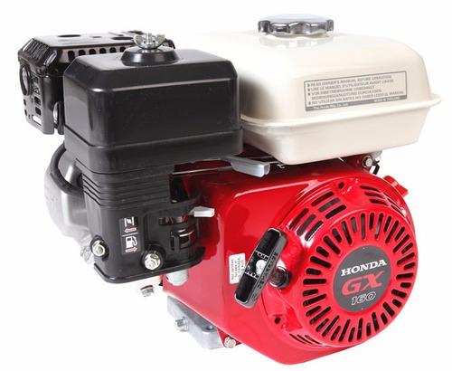 motor estacionario explosion honda gx 160 5.5 hp eje recto