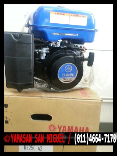 motor estacionario yamaha mz250 a2 multiproposito yamasan