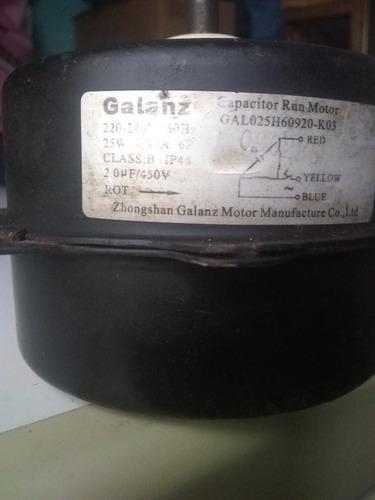motor evaporador split