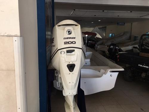motor evinrude 200 hp etec usado