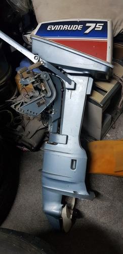motor evinrude 7.5 hp