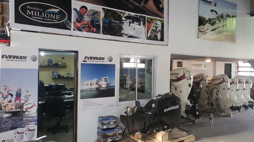 motor evinrude e-tec 115 hp ecol 5 años de garantia oficial!
