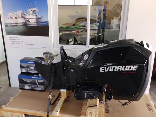 motor evinrude e-tec 150 hp g2 5 años de garantia oficial! 2