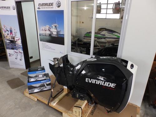 motor evinrude e-tec 150 hp g2 5 años de garantia oficial! 7