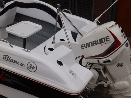 motor evinrude e-tec 60 hp ecol 5 años de garantia oficial!!