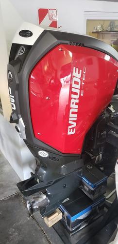 motor evinrude e-tec 90 hp ecol 5 años de garantia oficial 1