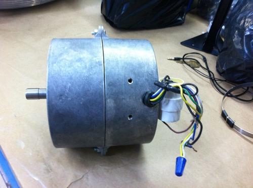 motor exaustor e40m4