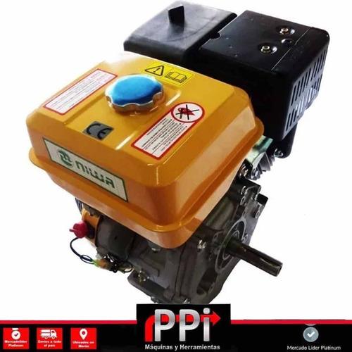 motor explosion horizontal niwa naftero mnw-65 + aceite niwa