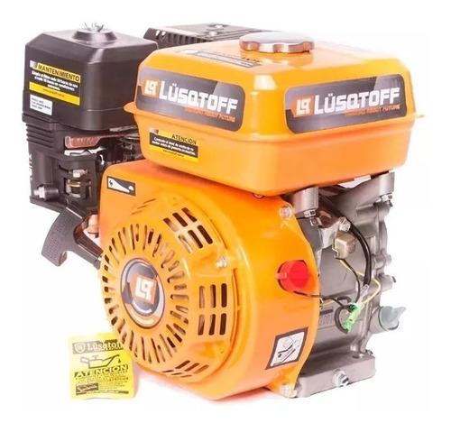 motor explosion naftero 6.5 hp eje horizontal lusqtoff lm200