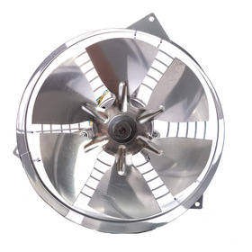 Motor Extractor Aire Pared Semi Industrial 25cm