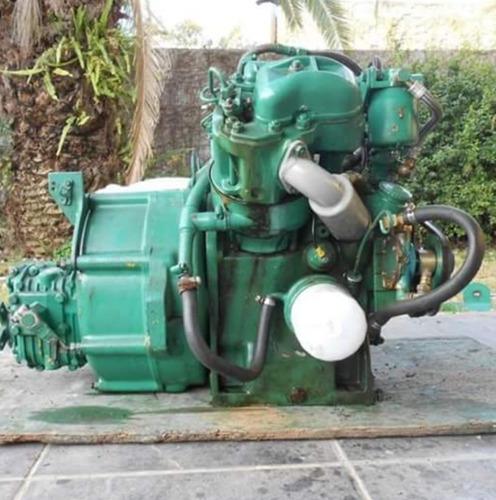 motor farymann diesel 23 hp para linea de eje vendo o permut