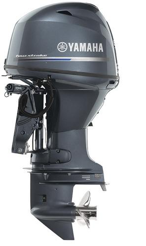 motor f/borda yamaha f60 fetl, 4t, sohc, 8v, náutica laffont