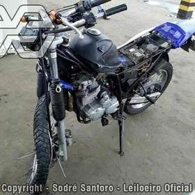 Motor Fechado Da Lander 250 2008