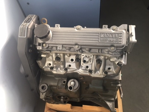 motor fiat 1.6 tipo okm 8 valvulas nuevo  original