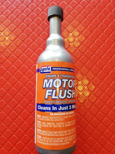motor flush/lavador de motor cyclo