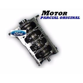 Motor Ford Zetec Rocam Parcial Fiesta Ka 1.0 Gas Flex