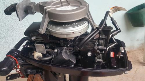 motor fuera borda