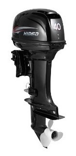 motor fuera borda hidea 40hp fel-trim  2tiempos financiación