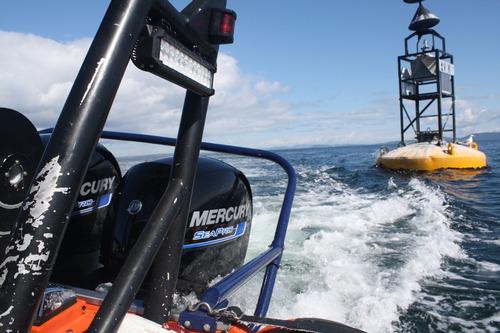 motor fuera borda mercury 40 hp 2 tiempos pata larga